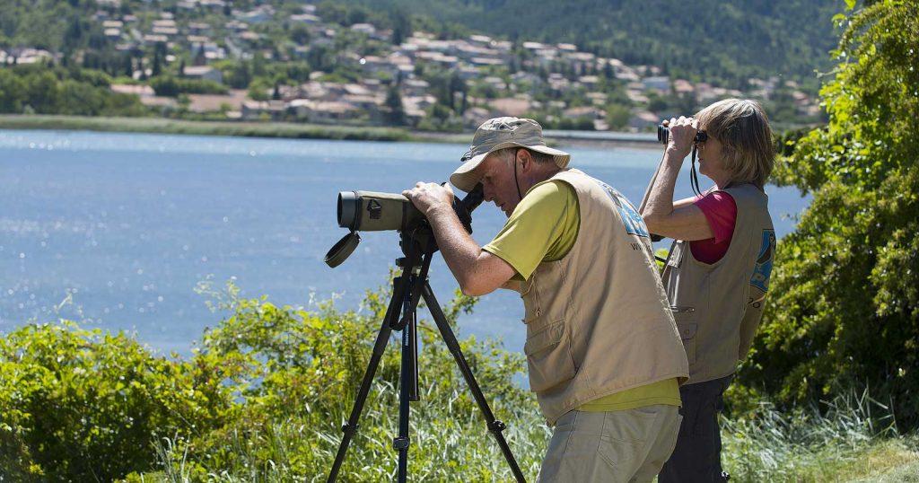 Réserve ornithologique de Haute Provence