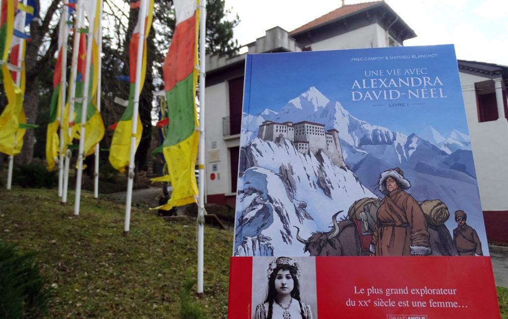 BD Alexandra David Néel