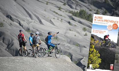 Carte-randonnée-VTT--Pays-Dignois
