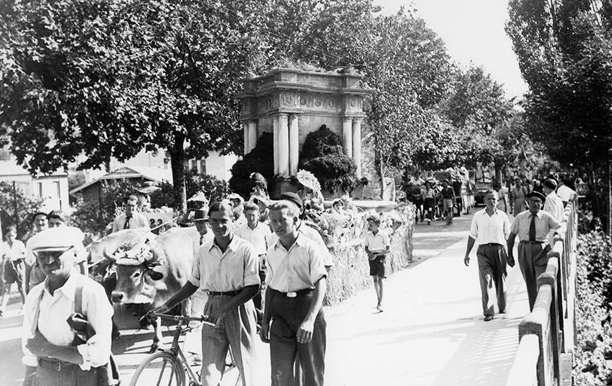 Corso de la lavande, 1946