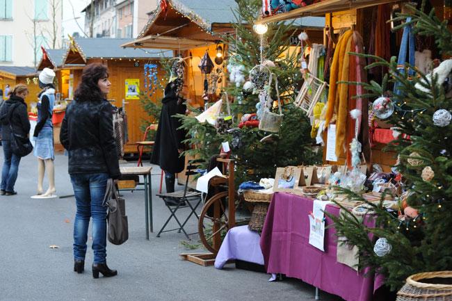 Marché de Noël Digne les Bains