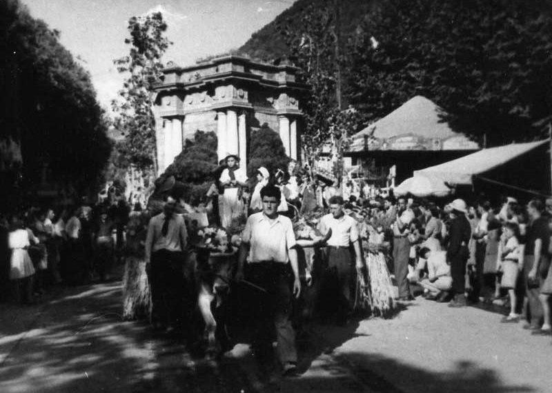 Corso de la lavande 1946
