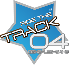 Logo Ride the track