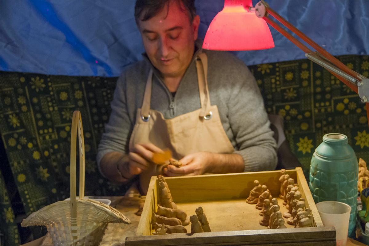 Patrick Volpes Atelier Anim Argile