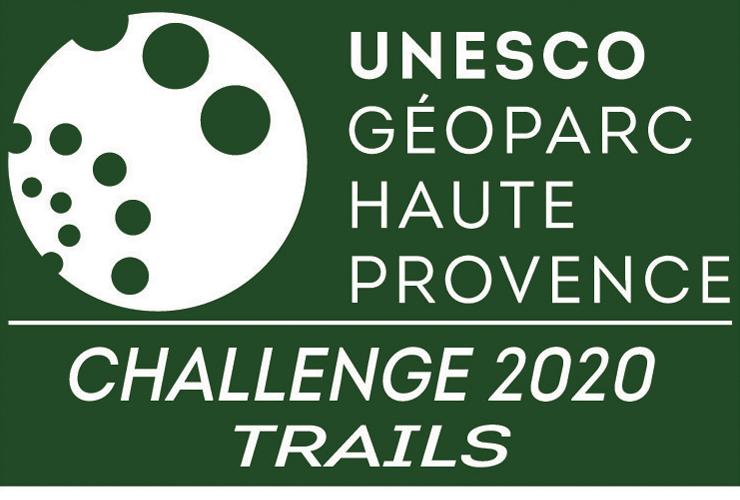 Logo challenge des trails