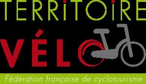 Logo du label Territoire Vélo en France