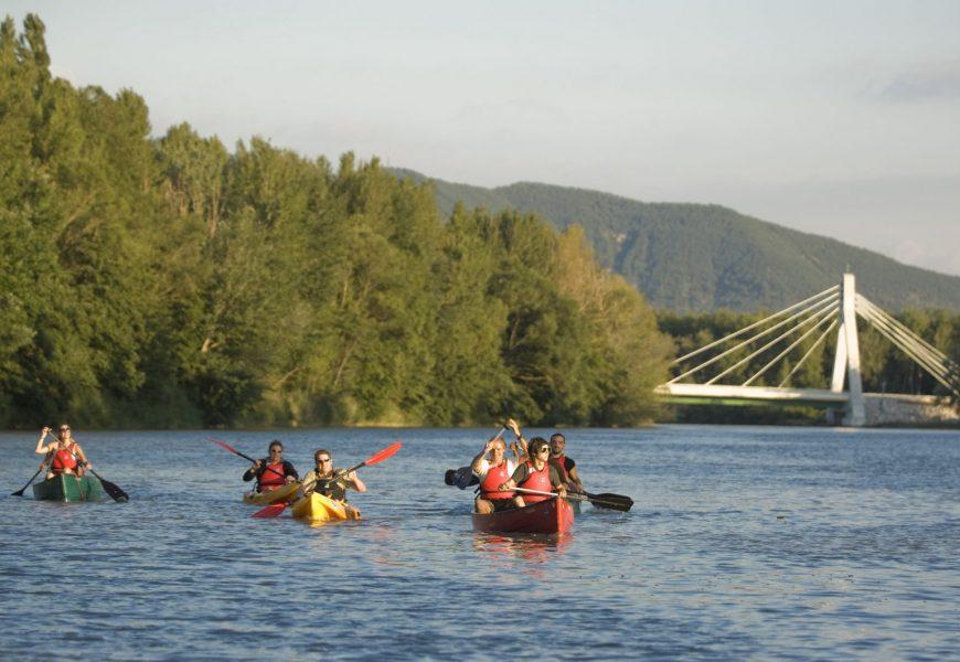 Canoe Volonne