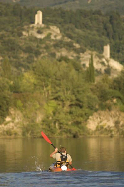 Kayak Volonne