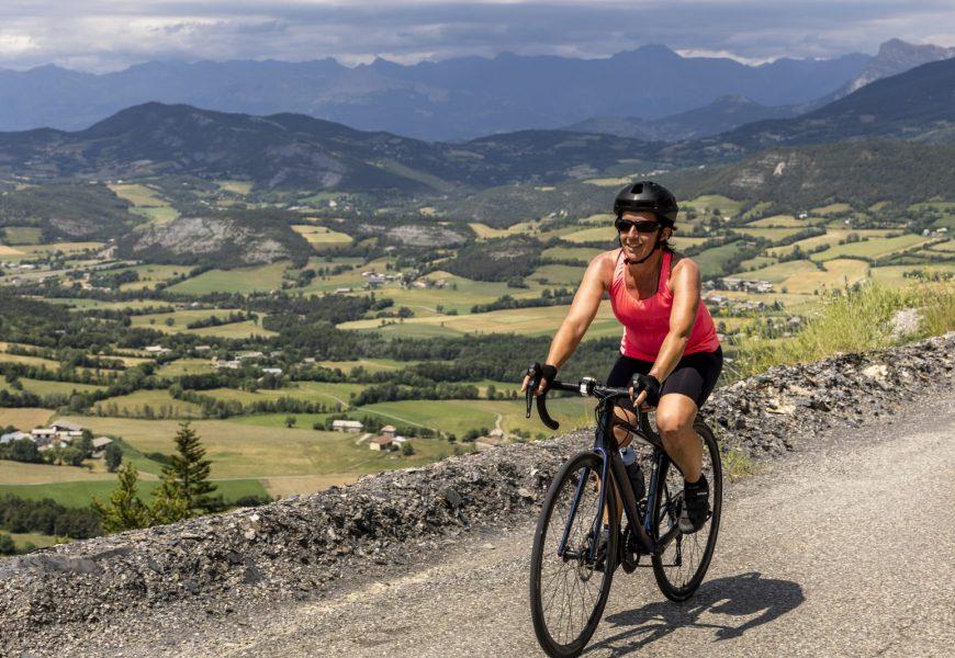séjour 3 jours velo route Provence Alpes