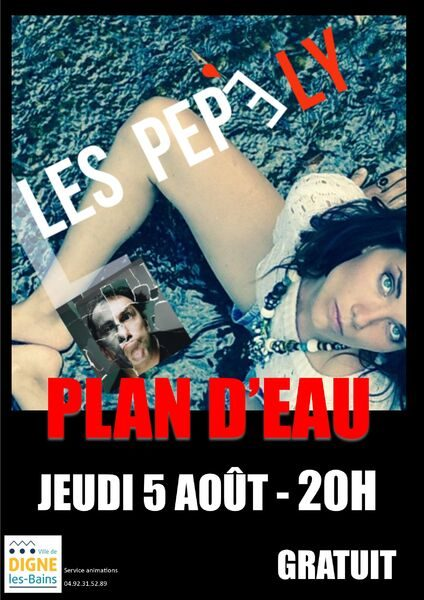 Affiche Pepe Ly