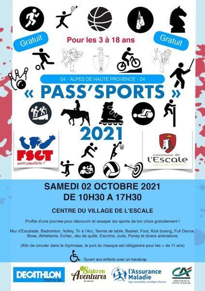 Journée Pass'Sport