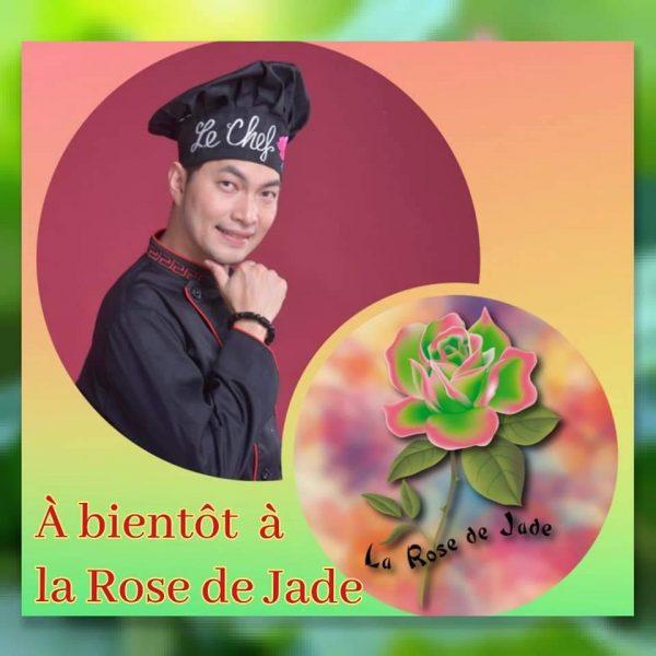 la rose de jade