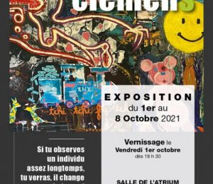 Affiche Thierry Clemens