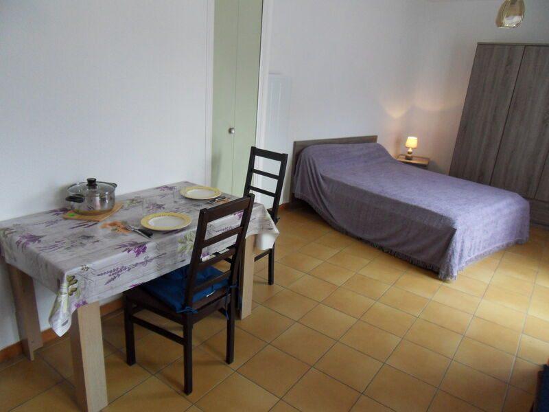 Appartement T1 n°58 Le Palladio