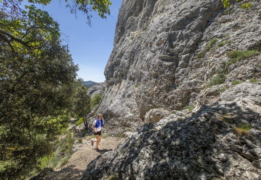 Séjour Trail en Haute Provence