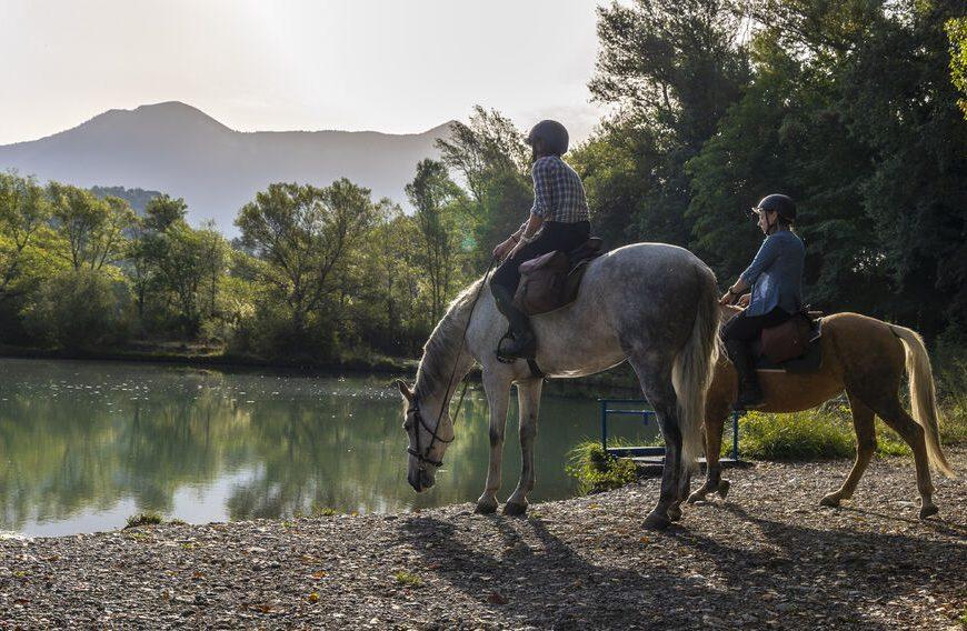 2 jours à cheval Digne-Volonne