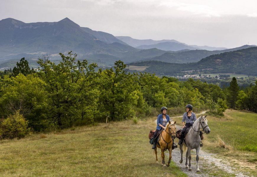 3 jours à cheval en Provence