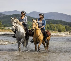 GR406 séjour à cheval RNAC