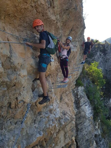 Les guides bas alpins
