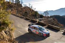 Photo Rallye Monte-Carlo