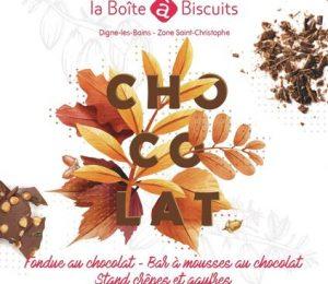 Programme Semaine du Chocolat 2021