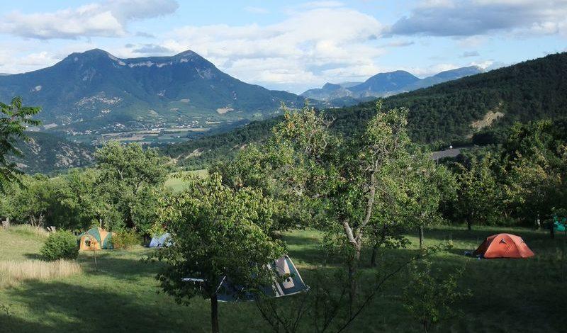 Camping Aire Naturelle de Fontliesse