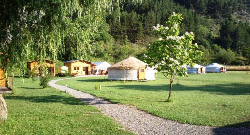 Camping Mandala