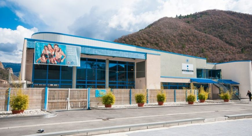 Complexe Aquatique Digne Les Bains
