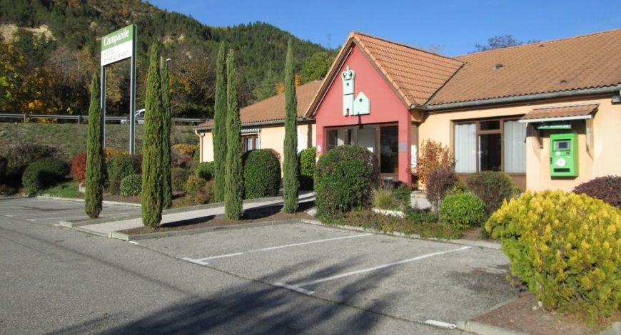 Hôtel Campanile Digne les Bains