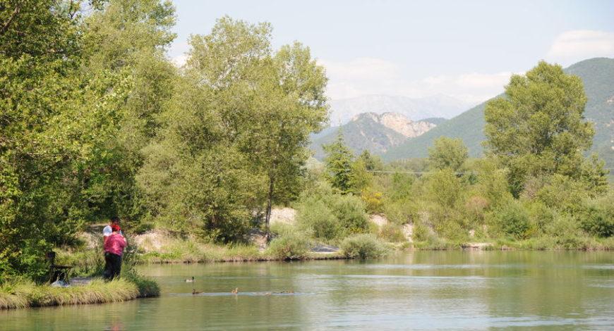 Lac de pêche de Gaubert