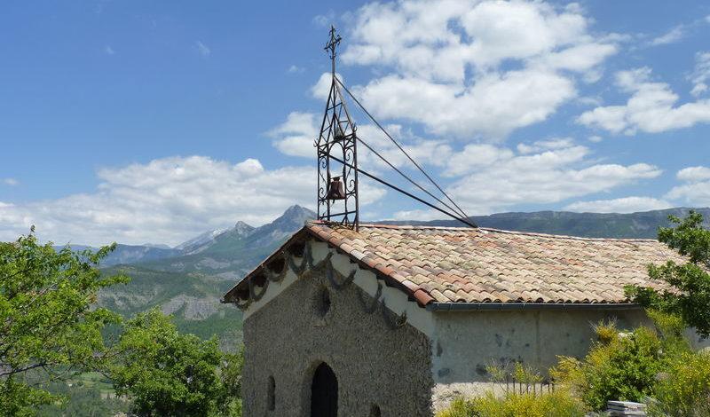 Randonnée Chapelle Saint Pancrace Digne les Bains
