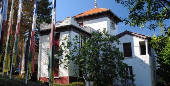 Maison Alexandra David Néel