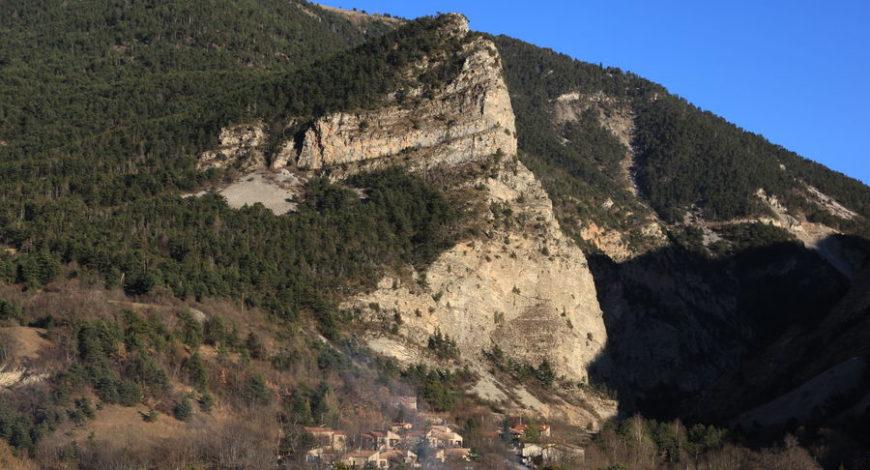 Via Ferrata de la falaise de Meichira