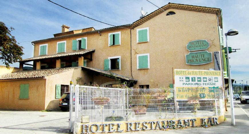 Hôtel de la Haute Provence