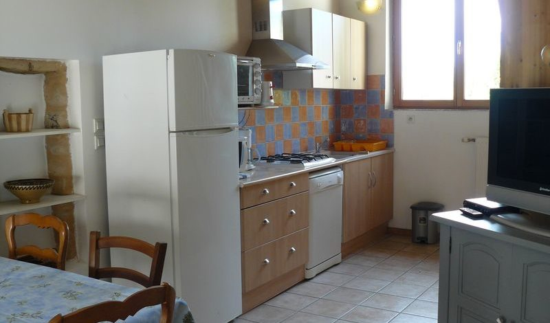 Appartement T4 Les rosiers – Le Chaffaud-Saint-Jurson