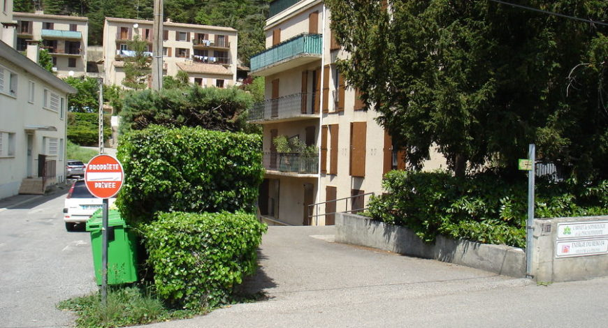 Appartement T2 Bleu Lavande – Digne les Bains
