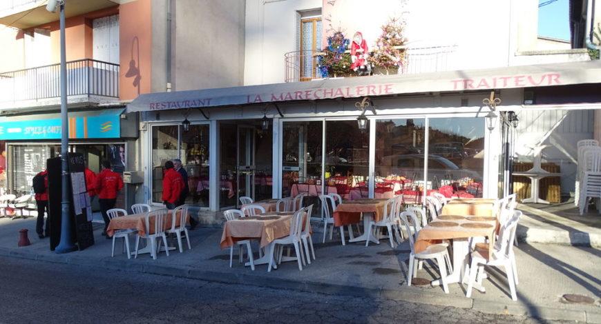 Restaurant La Maréchalerie – Digne les Bains