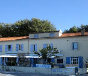 Hôtel Les Lavandes – Châteauredon