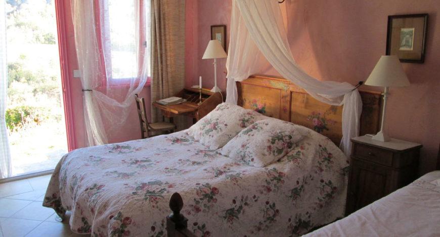 Chambre d'hôtes Les Roses – La Bannette