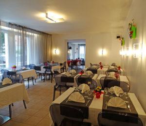 Restaurant La Merenda – Hôtel Le Coin Fleuri – Digne les Bains
