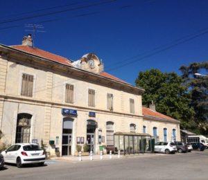 Gare des Chemins de Fer de Provence