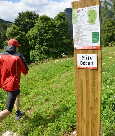 Spot de Trail
