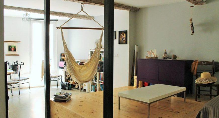 Appartement T1 Rue de l'Hubac