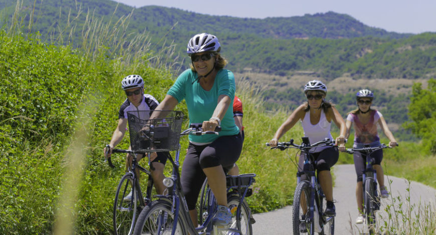 Boucle cyclo vallée de l'Asse
