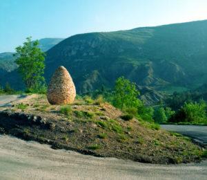 Sentinelle sur la Route du Tour de Fontbelle