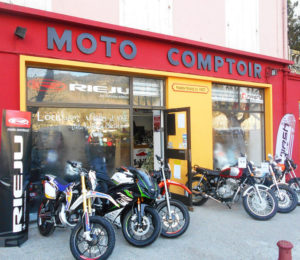 Moto Comptoir