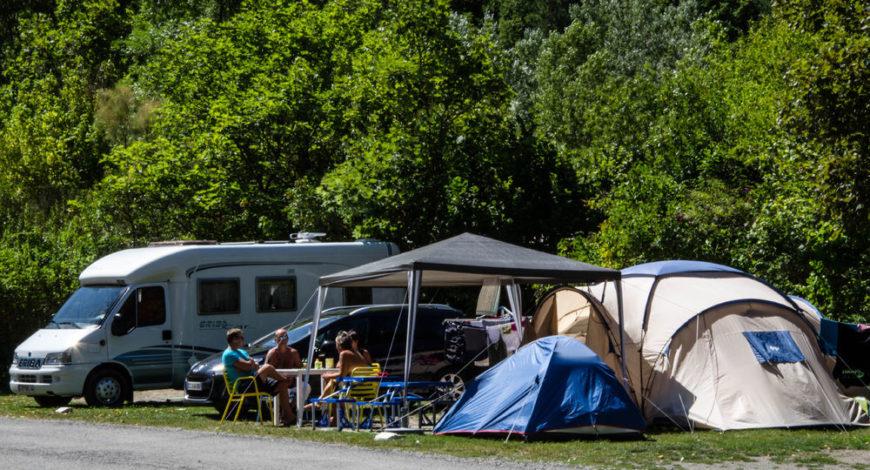 Camping les Eaux Chaudes