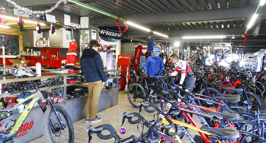 Gallardo Bike Shop