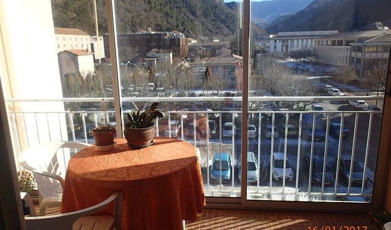 Appartement T2, résidence  etoile des Alpes
