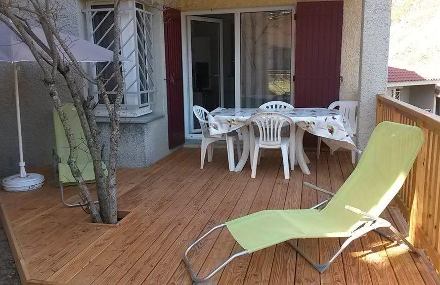Appartement 107 Le Vallon des Sources